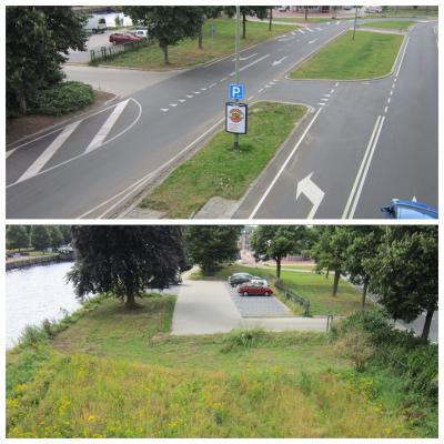 parkeren maastrichtseweg